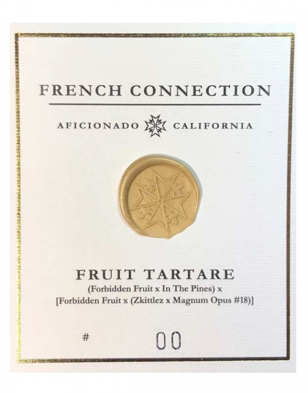 Aficonado French Connection Fruit Tartare seeds