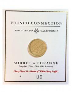 Aficonado French Connection Sorbet á l´Orange seeds