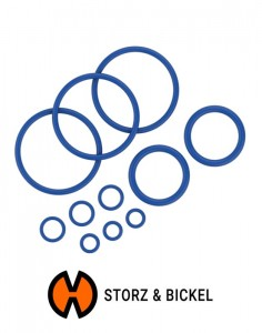Crafty/Crafty+ tiivistesarja seal ring set
