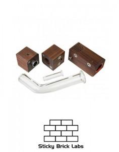 Sticky Brick Labs : OG Brick vaporisaattori