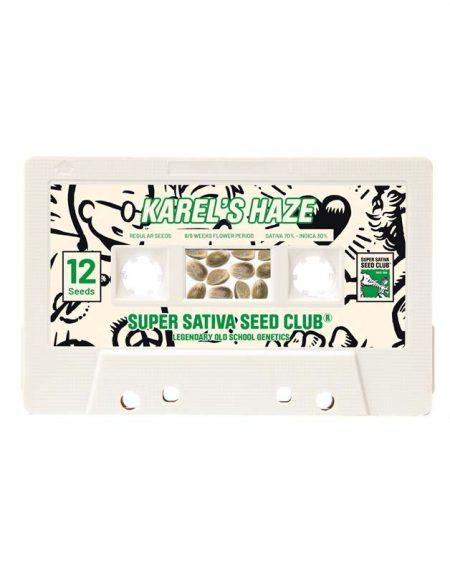 Karel´s Haze regular seeds